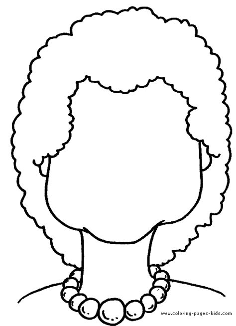 blank faces coloring page 20 dabbles babbles free blank faces coloring pages