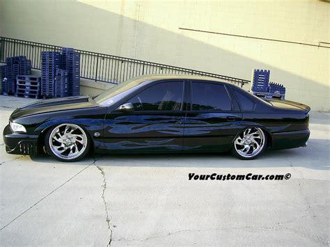 custom 96 impala ss custom work