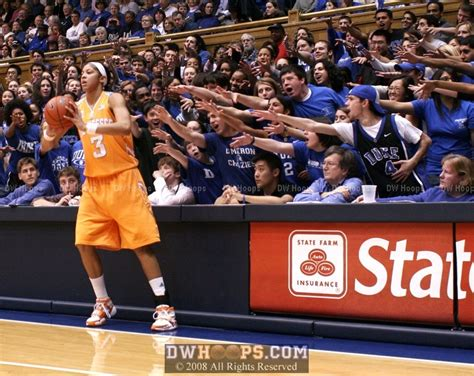 duke student section dwhoops com 2007 08 captioned photo gallery tennessee 67