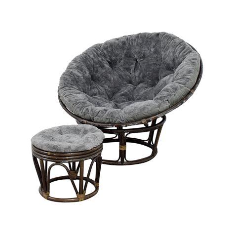 papasan chair used 86 pier 1 pier 1 papasan chair with stool chairs