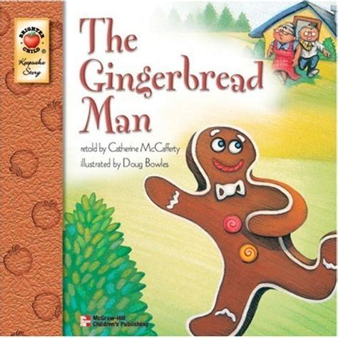 printable book of the gingerbread man long long time ago the gingerbread man tutorial 1