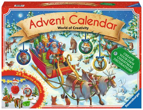 Calendar Do It Yourself Advent Calendar Do It Yourself Bild 1 Klicken Zum