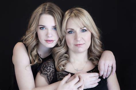 mother daughter mother and daughter makeup fraser valley makeup