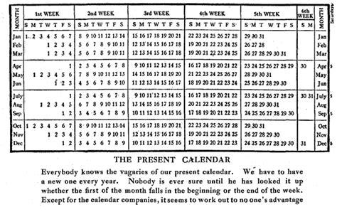 The Calendar The Calendar 99 Invisible