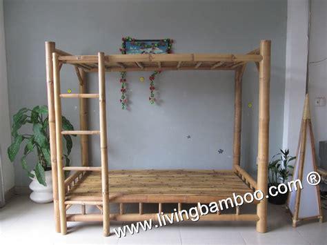 Bamboo Bunk Beds Tiago Bunk Bed