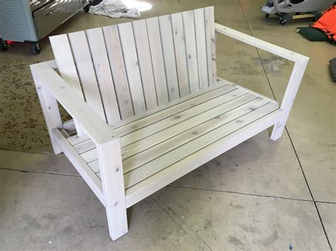 diy patio loveseat outdoor loveseat 187 rogue engineer