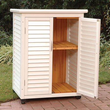 outdoor storage cabinet walmart country storage cabinet walmart com