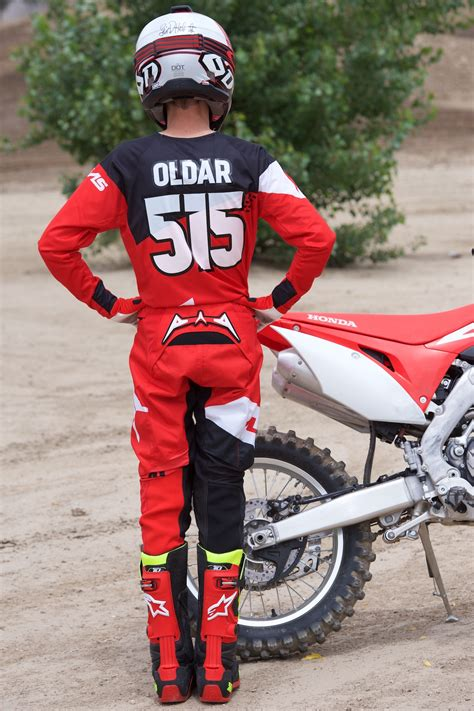 one motocross gear alias a1 gear set review motocross tested approved