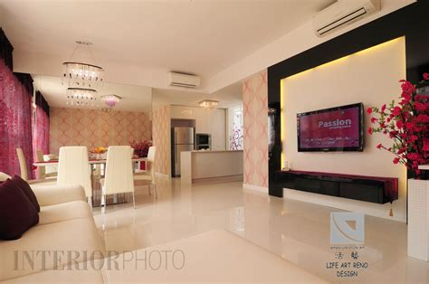 Condo Living Room Interior Design by The Centris Interiorphoto Professional Photography For