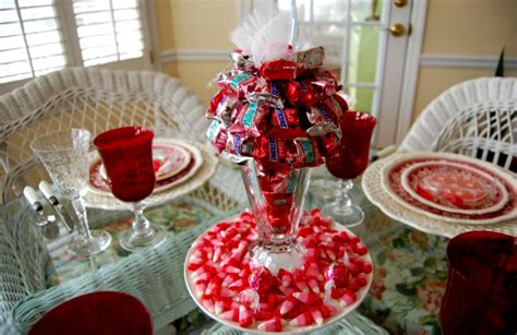 valentines day table lovely dinner table decorations for