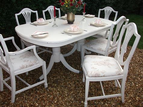 20 best shabby dining tables and chairs dining room ideas