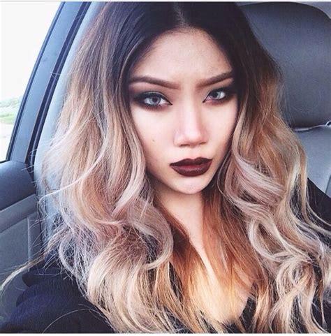 dark roots blonde hair black roots to honey blonde hair pinterest
