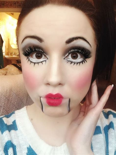 tutorial make up like a doll doll makeup makeup vidalondon