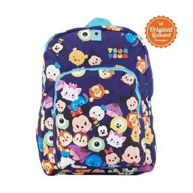 Tas Ufufy Disney Piglet Tas Anak jual disney tsum tsum v series backpack tas sekolah anak navy 16 inch harga