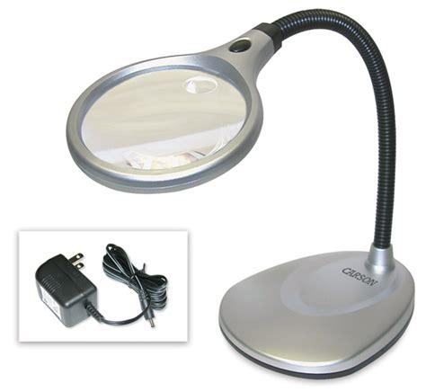 carson deskbrite 200 led magnifier blick materials