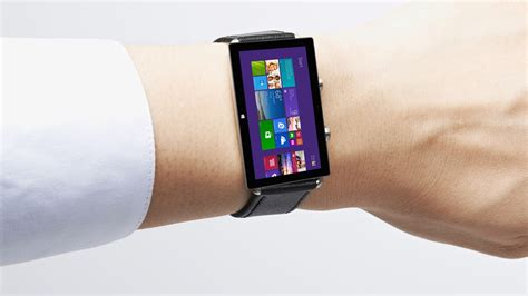Smartwatch Windows microsoft s smartwatch is real and runs windows 8 report claims