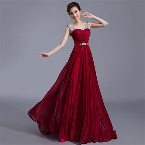 design dress long 100 real photo latest designs prom dresses long chiffon
