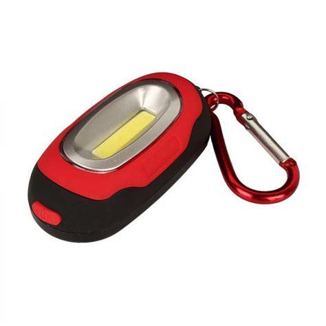 Gantungan Kunci Senter Mini Torch Flash Light Key Chain portable magnetic key chain flashlight torch cob led working light l cing emergency l