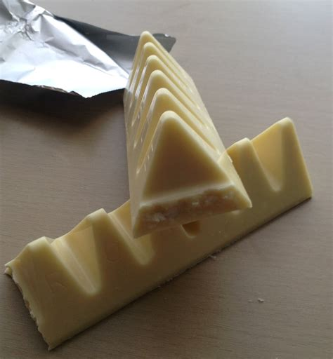 white chocolate kev s snack reviews toblerone white chocolate bar review