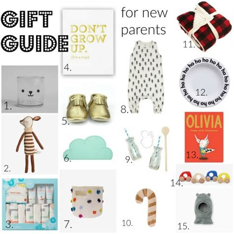 new year gifts for parents le closet gift guide for new parents