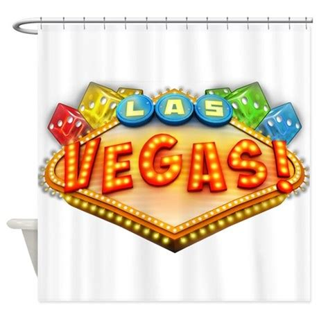 las vegas shower curtain las vegas shower curtain by admin cp132351527