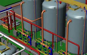 Piping Design by 3d Plant Engineering Software Mpds4 Plant Design