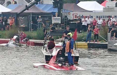 motorboot unfall traben trarbach t 246 dlicher unfall bei speedboot rennen auf der mosel