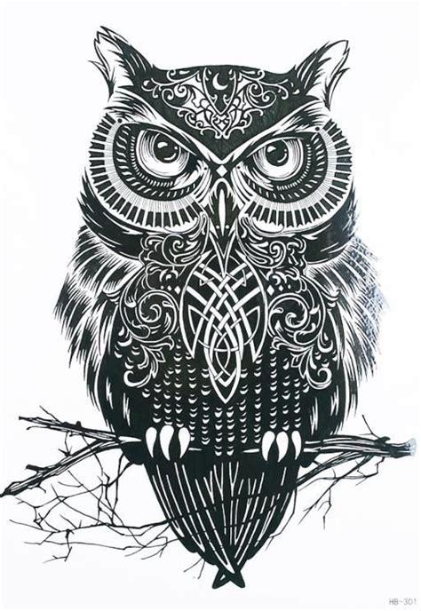 gambar tribal pattern owl best 25 tribal owl tattoos ideas on pinterest tribal