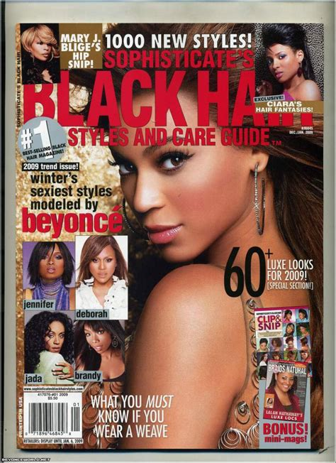 Black Hairstyles Magazine For Black by Black Hair Magazine