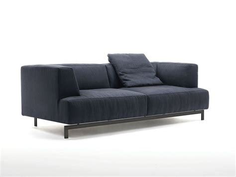 sofa divani fabric sofa metrocubo by living divani design piero lissoni