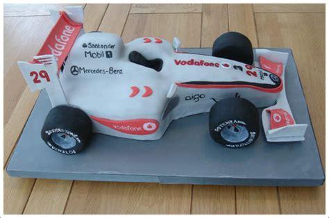 f1 car birthday cake cakes by lynz