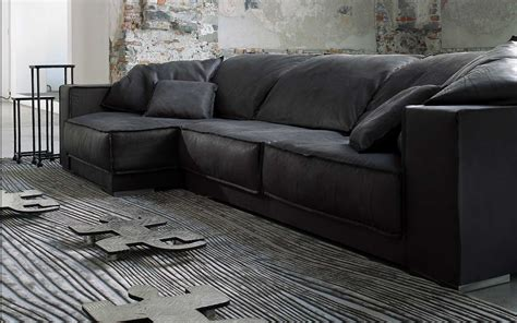 Soft Sectional Sofas Soft Leather Sectional Sofa Cool Brown Leather Sectional With Chaise Fantastic Reclining Thesofa