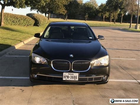 2012 bmw 7 series 750i for sale in united states