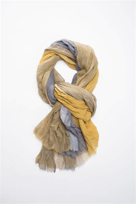 Best Material Color Combination oska seattle scarf xylon