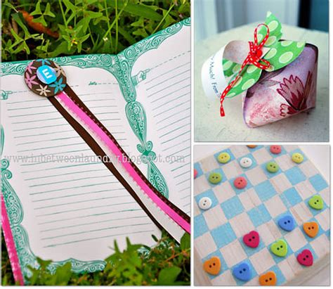 Handmade Teachers Day Gift - 30 gift ideas for appreciation week tip
