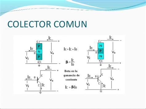transistor bipolar colector comun 28 images electr 243 nica de comunicaciones ppt descargar