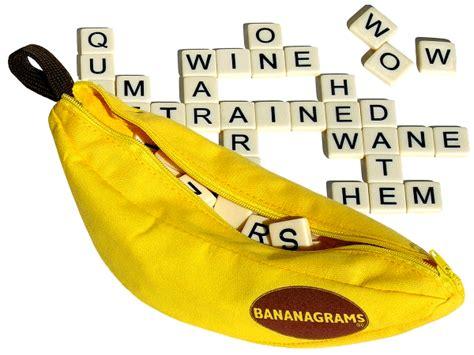 banana scrabble bananagrams vs scrabble apple fruit from the vault