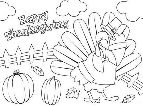 free printable coloring pages thanksgiving coloring pages for toddlers chuckbutt