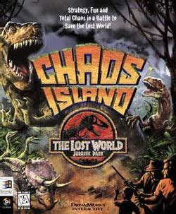 chaos island: the lost world wikipedia