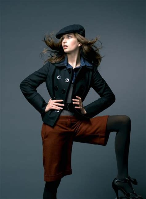 Dressing Up Navy Autumn Daywear From Miss Selfridge by 2005 Fashion Trends Miss Selfridge Part 1 Fashion Autumn