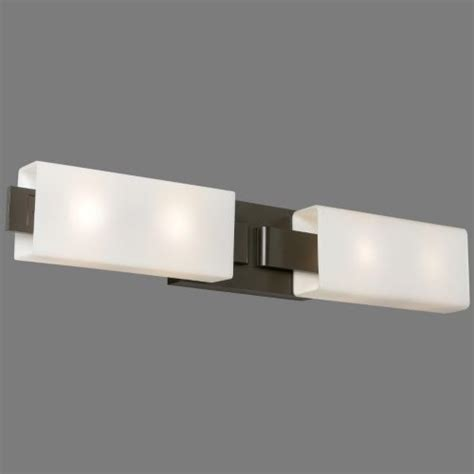 Contemporary Modern Bathroom Lighting Kisdon Bath Bar