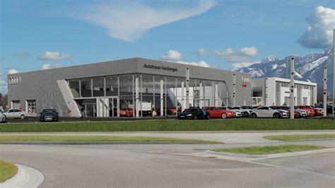 Auto Heuberger by Autohaus Heuberger Investiert Kr 228 Ftig Autohaus De