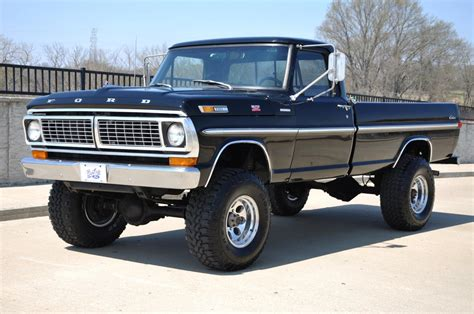 4x4 Ford by 1970 Ford F250 Napco 4x4