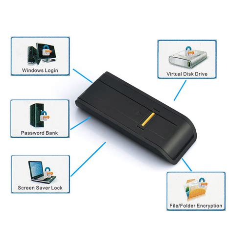 Usb Fingerprint Reader usb password lock security biometric fingerprint scanner