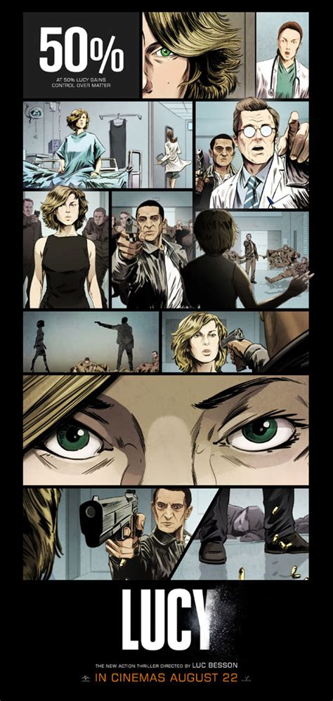 lucy film graphic novel lucy graphic novel page 2 askmen