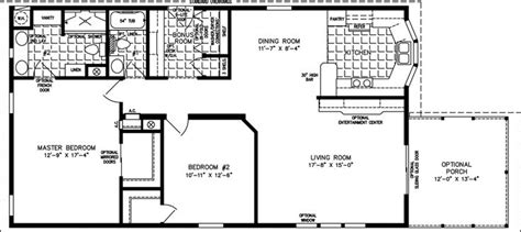 jacobsen manufactured homes floor plans the imp 3486b manufactured home floor plan jacobsen