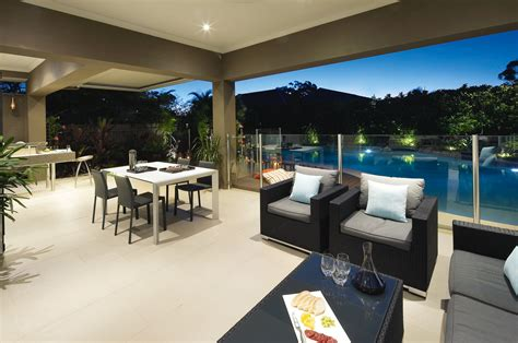 outdoor entertainment area a designer outdoor entertaining area built to party