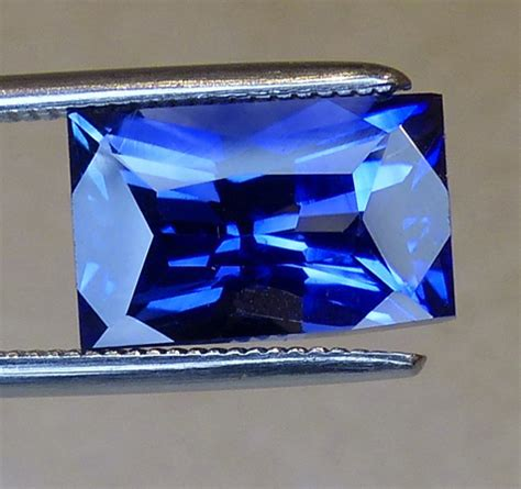 Blue Sapphire 2 86ct all that glitters gemstone photographs sapphire