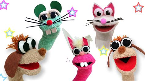 sock puppet animals how to make animal sock puppets diy crafts