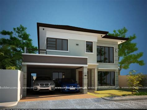 modern house designs and floor plans philippines zen type house design modern zen house design philippines